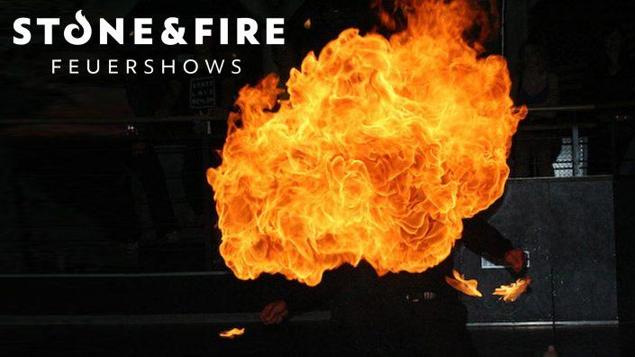 Feuershow Stone & Fire - Knut Semrau