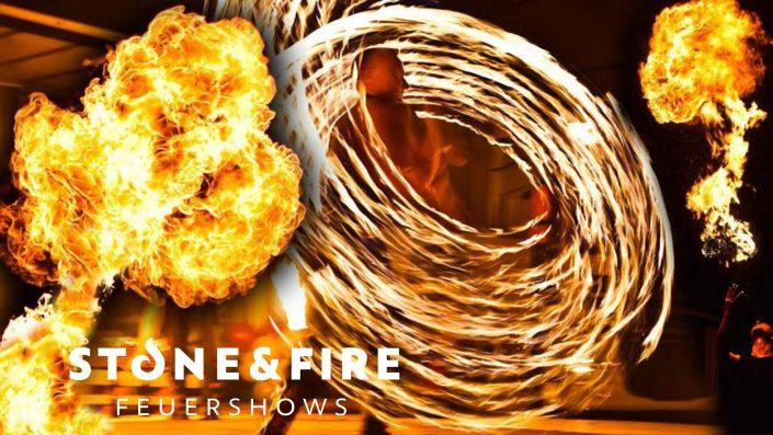 Feuershow Ston&Fire - Knut Semrau