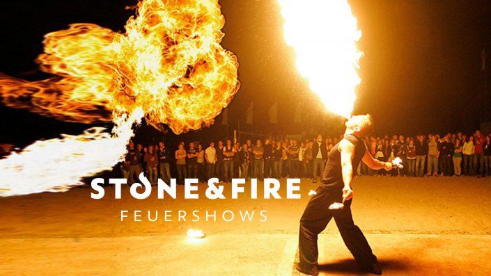 Feuershow Ston&Fire - Feuerspucker - Feuerkünstler - Knut Semrau